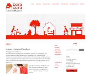 cara cura Ambulanter Pflegedienst