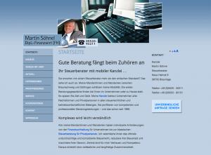 Steuerberater Martin Söhnel